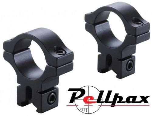 BKL 2pc Single Strap 25mm Mounts