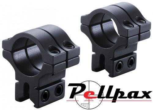 BKL 2pc Double Strap 30mm Mounts