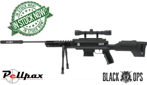 Black Ops Tactical Sniper - .22 Air Rifle
