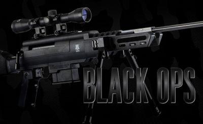 Black Ops Tactical Sniper - Air Rifle