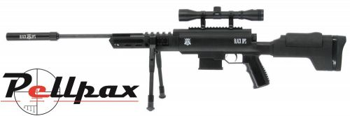Black Ops Tactical Sniper Rifle .177 - Gas Ram