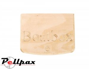 BoatBox Transom Board - Natural