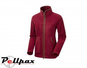 Performance Fleece Jacket Bordeaux by ShooterKing