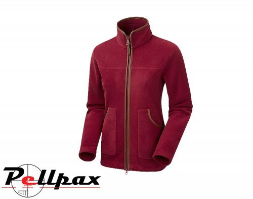 Performance Fleece Jacket Bordeaux by ShooterKing