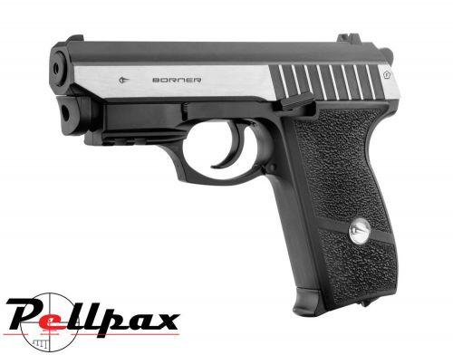 Borner Panther 801 - 4.5mm BB Air Pistol