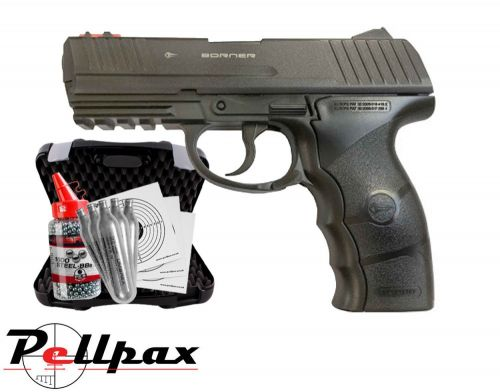 Borner W3000 Kit - 4.5mm BB