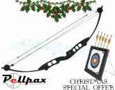 Bowmax Adult Compound Bow Kit