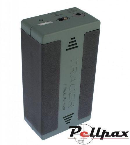 Deben Tracer Lithium Battery Pack 12v 8Ah