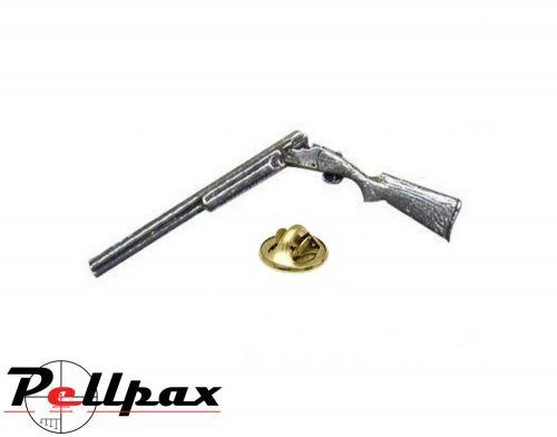 Pewter Pin Broken Shotgun - Ex Display