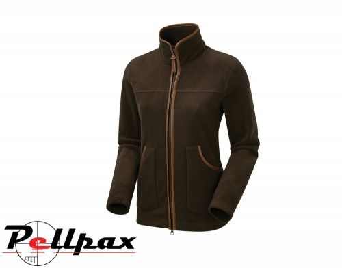Performance Fleece Jacket Brown By ShooterKing