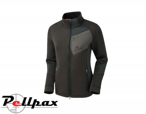 Thermic Brown Baselayer Jacket By ShooterKing
