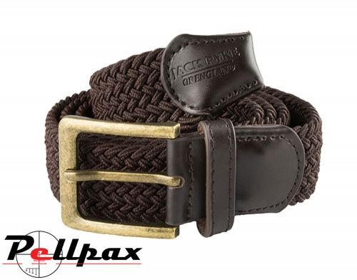 Countryman Elasticated Belt By Jack Pyke in Brown