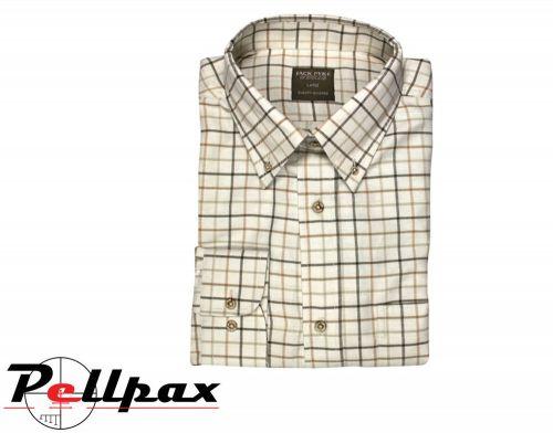 Countryman Shirt By Jack Pyke in Brown Check