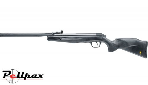 Browning X-Blade .22 Pellet Spring Rifle + Bag + Scope (3-9 x 40) - Second Hand