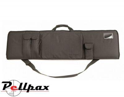 """BSA Black Tactical Case/Mat 48"""" Extending To 70"""""""