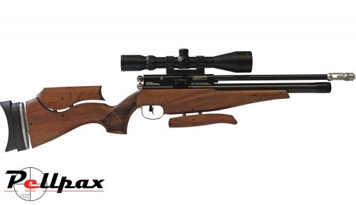 BSA Gold Star .22 Pellet Multi-Shot PCP Rifle - Second Hand