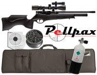 BSA Scorpion SE Multi Shot Tactical Complete Kit .177