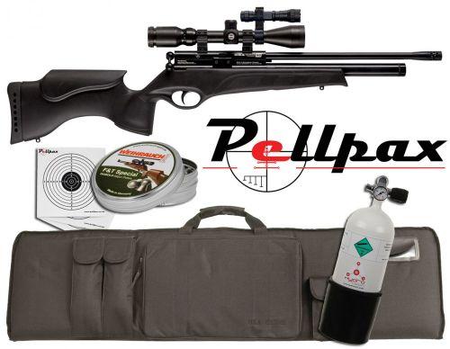 BSA Scorpion SE Multi Shot Tactical Complete Kit .22
