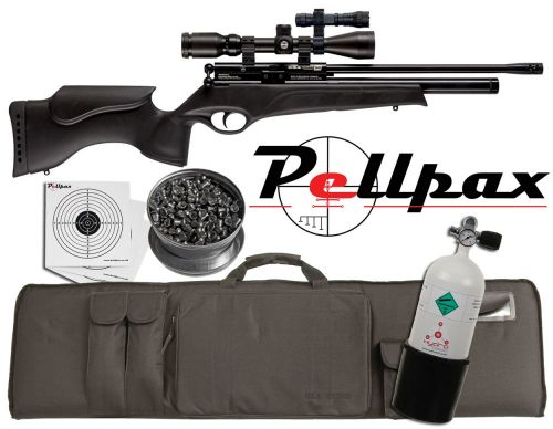 BSA Scorpion SE Multi Shot Tactical Complete Kit .22