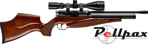 BSA Scorpion SE Multishot Beech - .22 Air Rifle