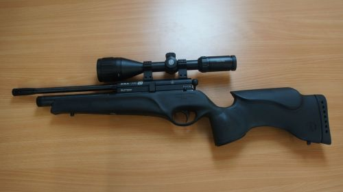 BSA Ultra SE Synthetic - .177 Air Rifle - Second Hand
