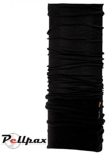 Polar Black Headwear by Buff