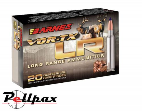 Barnes VOR-TX LRX 100gr - 6mm Creedmoor
