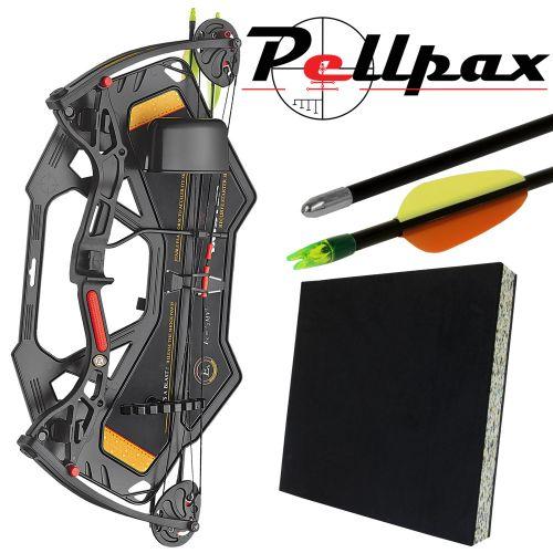 EK Archery Buster Compound Bow Kit