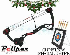 Buster Youth Compound Bow - Kit
