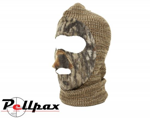 Military Airsoft Camo Balaclava by Bisley