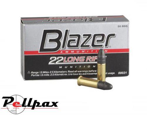 CCI HV Blazer Solid 40gr - .22lr