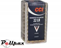 CCI Subsonic Segmented Hollow Point - .22LR