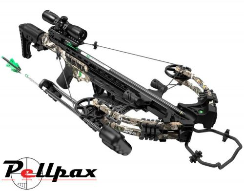 CenterPoint Amped 425 Compound Crossbow - 190lbs