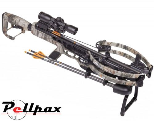 CenterPoint CP400 Compound Crossbow - 200lbs