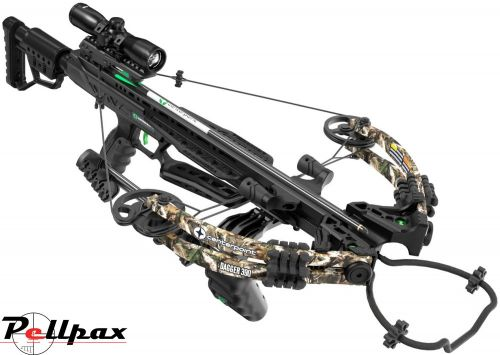 CenterPoint Dagger 390 Compound Crossbow - 185lbs