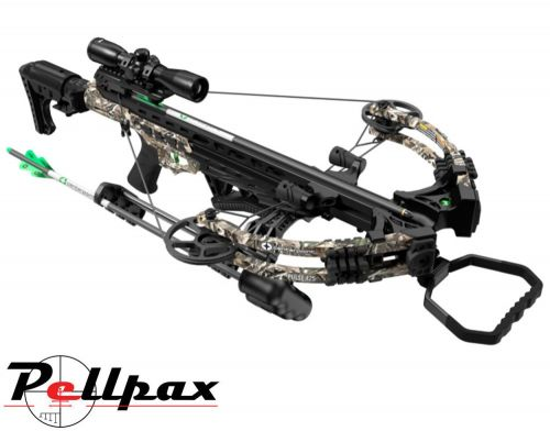 CenterPoint Pulse 425 Compound Crossbow - 200lbs