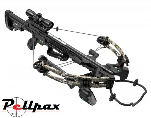 CenterPoint Sniper Elite 385 Compound Crossbow - 185lbs