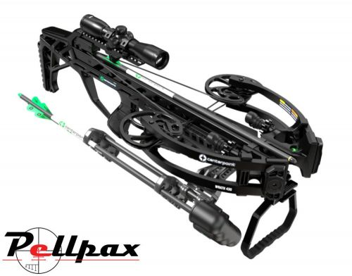 CenterPoint Wrath 430 Compound Crossbow - 200lbs