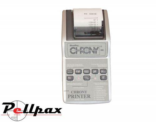 Chronograph Ballistic Printer