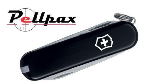 Classic SD Swiss Army Pocket Tool by Victorinox - Black