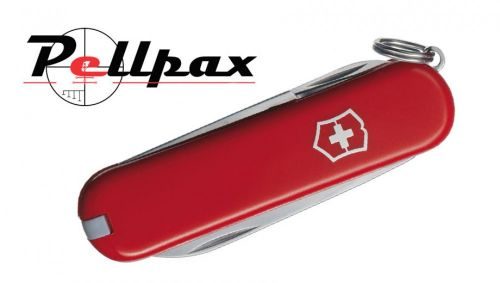 Classic SD by Victorinox - Red