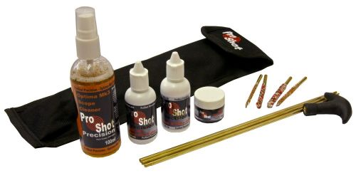 ProShot Professional Airgun Cleaning Kit .177/.22