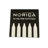 Norica Co2 - 5x12g Cartridges