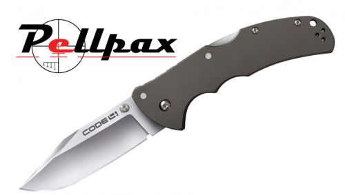 Cold steel Code-4 Clip Point Folding Knife