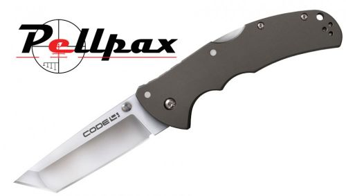 Cold Steel Code-4 Tanto Point Knife