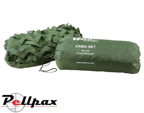Kombat UK Army Camo Net / Camouflage Netting