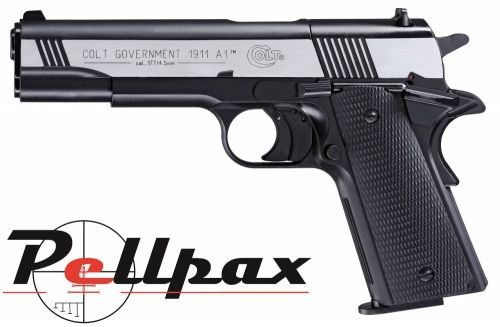 Colt 1911 A1 Government Dark Ops - .177 Pellet