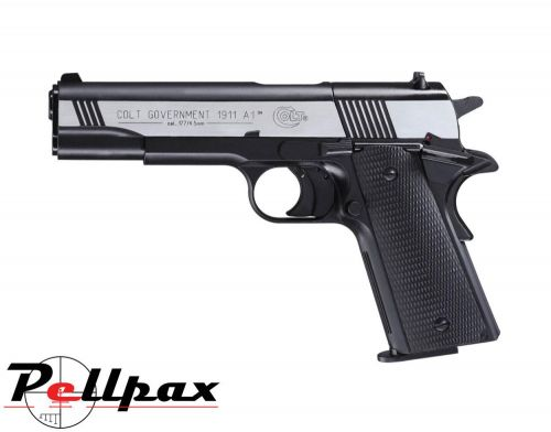Colt 1911 A1 Government Dark Ops - .177 Pellet Air Pistol