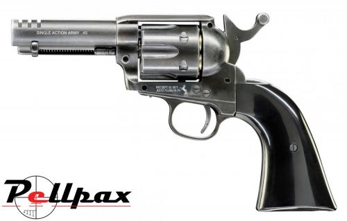 "Umarex Colt Peacemaker SAA 3.5"" Custom Shop - 4.5mm BB"