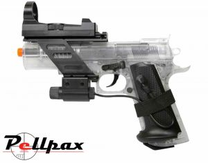Soft Air USA Colt Combat Commander - 6mm Airsoft